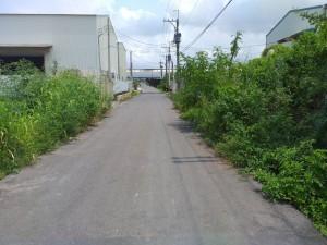 岡山臨8米路優質農地~面寬38米*路邊好進出